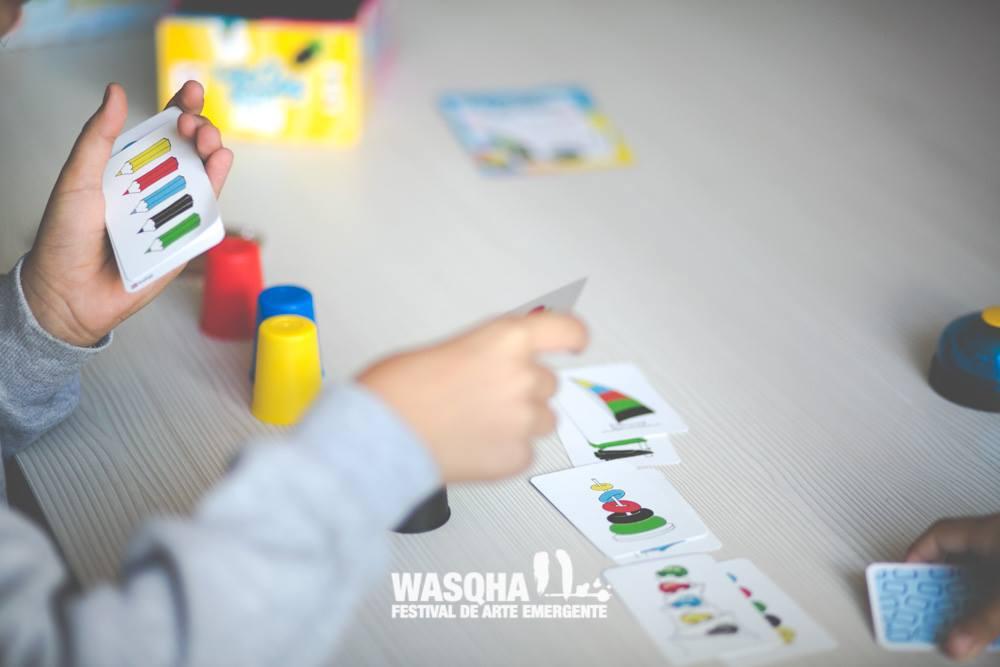 Taller de Juegos en Wasqha 2017 by ChemaGartCo